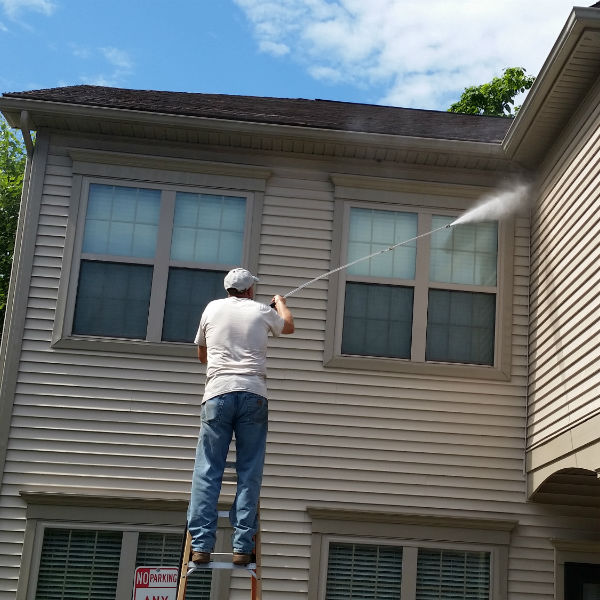 House Washing Clean My Siding